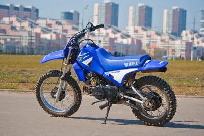 Yamaha PW80 - аццкий зверёк