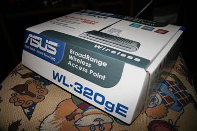 ASUS WL-320gE