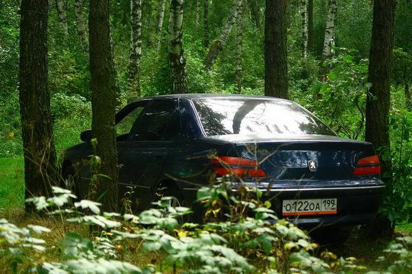 Peugeot 406 1.8л МКПП