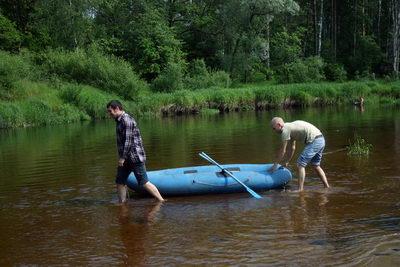 Спуск на воду