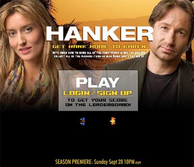 Игра Hanker.