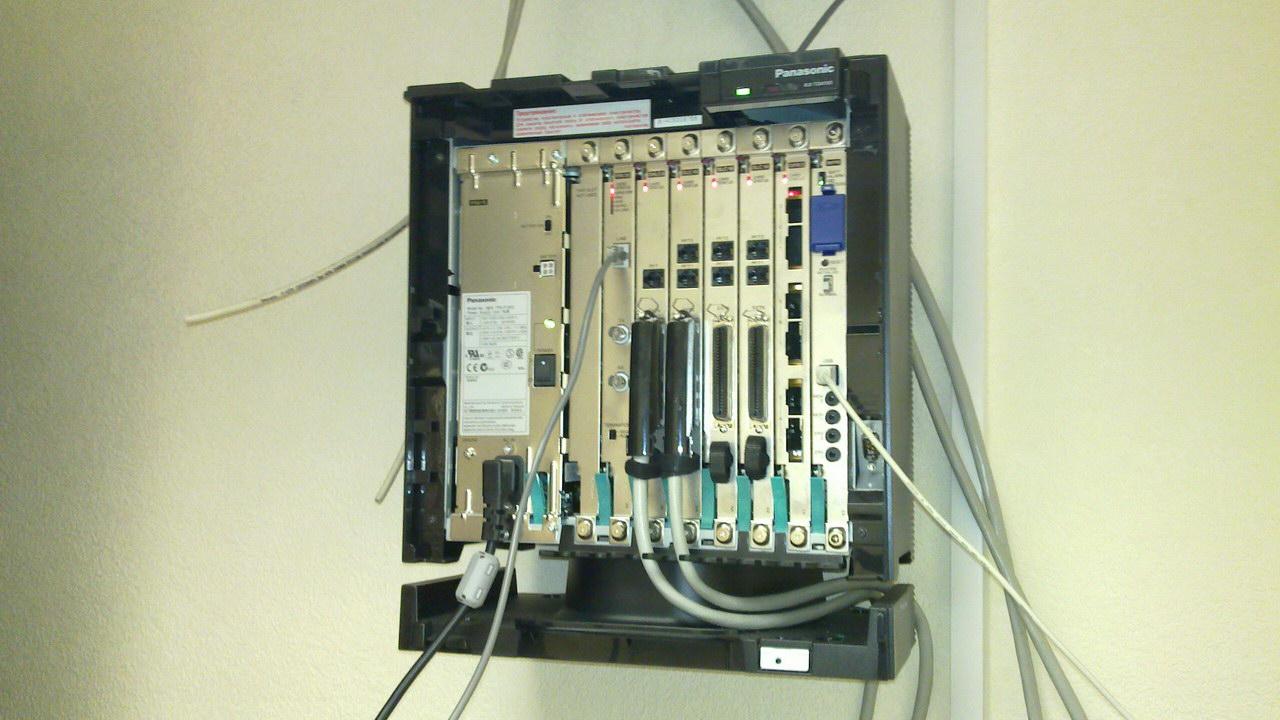 цифровая гибридная ip атс panasonic kx tda 100 drp инструкция