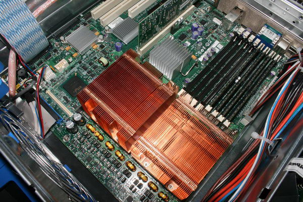 Пара Xeon 2.8Ghz