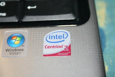 Логотип Centrino 2