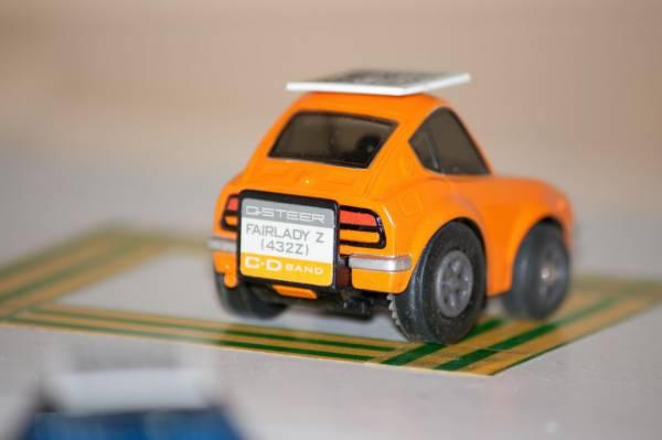 Машина победителя на троне Царя горы :-)